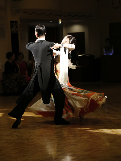 社交ダンスの保険(本人+配偶者型)