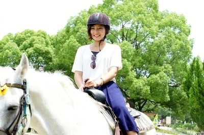 乗馬の保険(三井住友海上火災社)